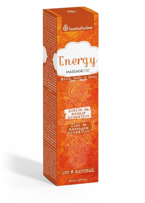 Aceite de masaje ENERGY
