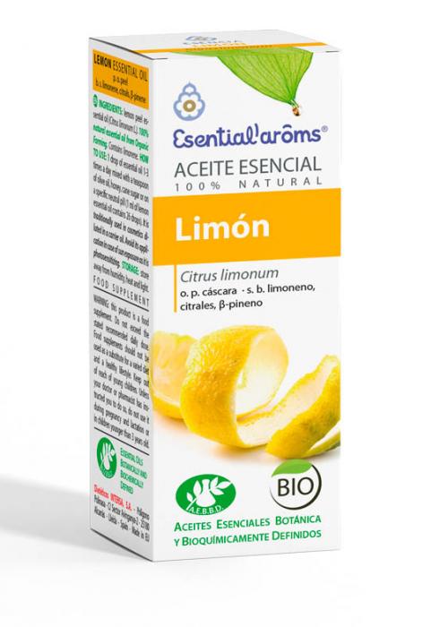 ACEITE ESENCIAL AEBBD - Limón