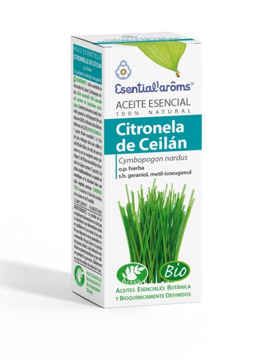ACEITE ESENCIAL AEBBD - Citronela de Ceilán