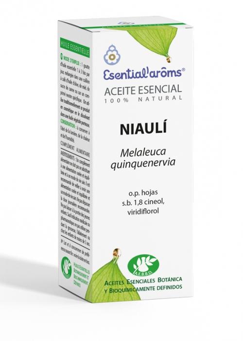 ACEITE ESENCIAL AEBBD - Niaulí