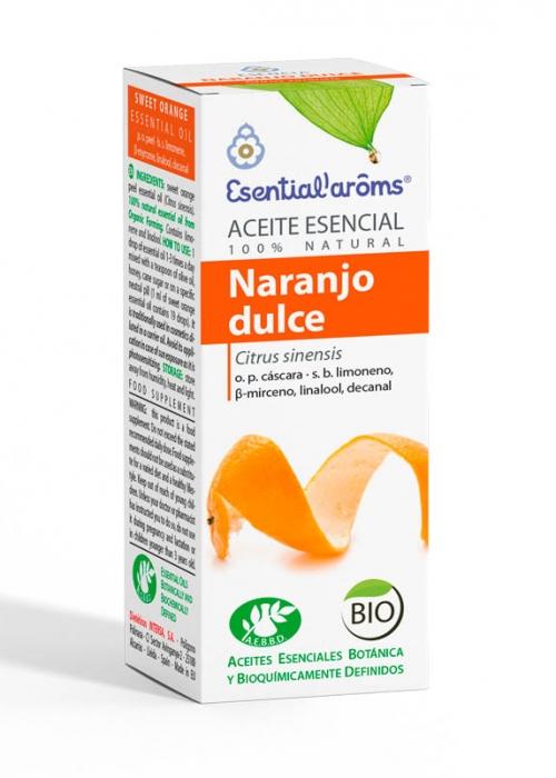 ACEITE ESENCIAL AEBBD - Naranjo Dulce