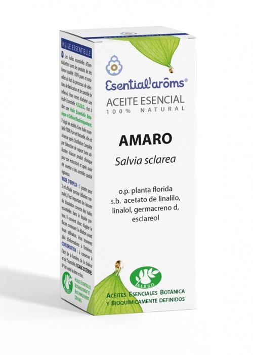 ACEITE ESENCIAL AEBBD - Amaro (Salvia Escalarea)