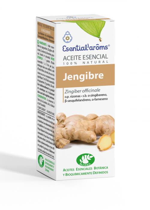 ACEITE ESENCIAL AEBBD - Jengibre
