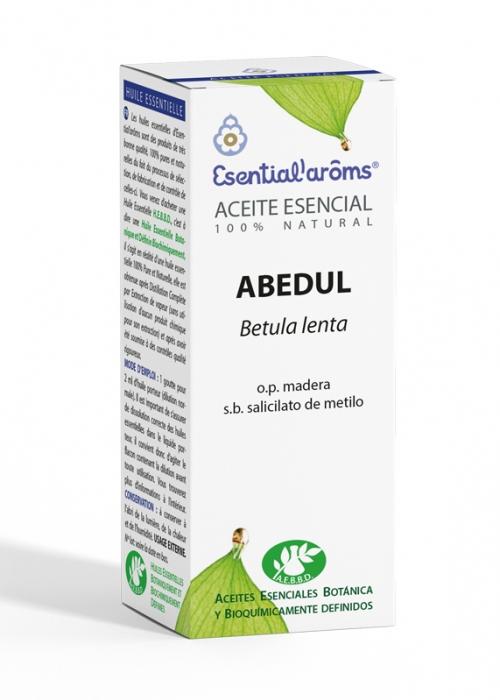 ACEITE ESENCIAL AEBBD - Abedul