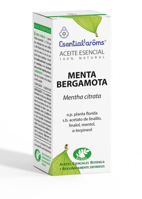 ACEITE ESENCIAL AEBBD - Menta bergamota