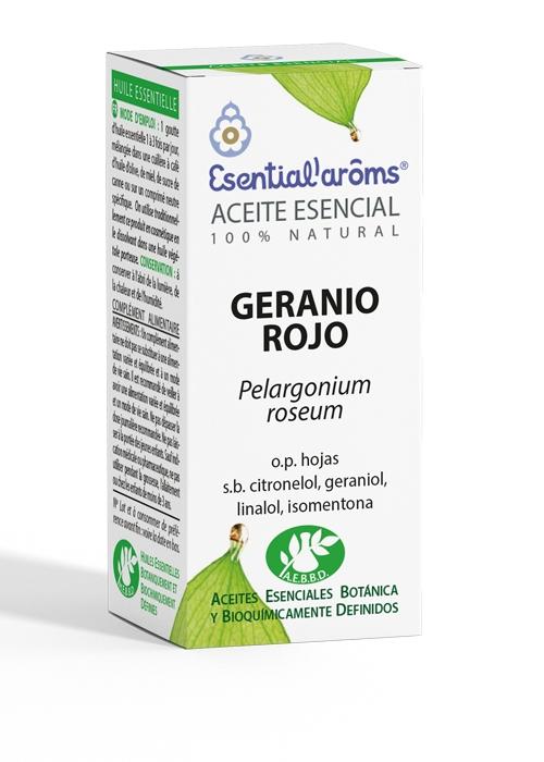 ACEITE ESENCIAL AEBBD - Geranio rojo