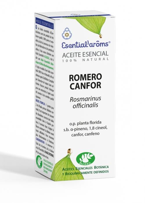 ACEITE ESENCIAL AEBBD - Romero canfor