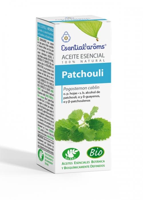 ACEITE ESENCIAL AEBBD - Patchouli