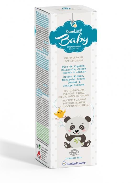 ESENTIAL'BABY - CREMA PAÑAL
